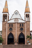Church in Mexico Royalty Free Stock Photography