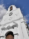 Church In Mijas in the Mountains above the Costa del Sol in Spain Royalty Free Stock Photography