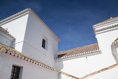 Church in Mijas Stock Image