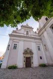 Church in Mikulov Royalty Free Stock Image