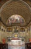 Church of milan Stock Image