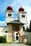 Church in millstatt, austria Royalty Free Stock Photo