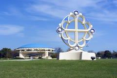 Church in Milwaukee Stock Photo