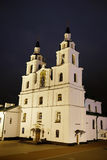 Church in Minsk Royalty Free Stock Image
