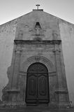 Church of Misericordia Facade in Tavira Royalty Free Stock Images