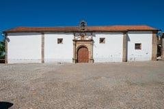 Church of Misericordia - Mogadouro stock images