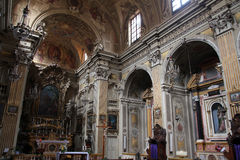 Church in Modena, Italy Royalty Free Stock Photos