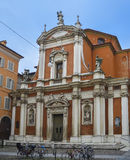 Church in Modena, Italy Stock Photography