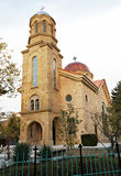 Church of Momchilgrad in Bulgaria Royalty Free Stock Image