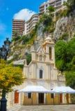 Church in Monaco Stock Photography