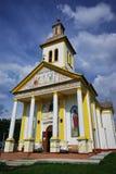 Church in a monastery Royalty Free Stock Photos