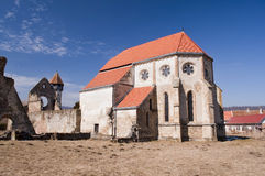 Church and monastery Stock Images