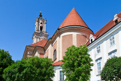Church of Monastery Herzogenburg Stock Image