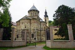 Church in monastery Stock Photography