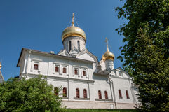 Church monastery religion Royalty Free Stock Image