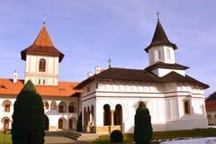 Church of Monastery Sambata. Fagaras, Transylvania. Stock Photography