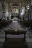 The church of the monastery of San Marco - an old Dominican mona Stock Photos