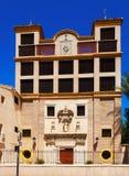 Church and Monastery of Santa Clara la Real Stock Photography