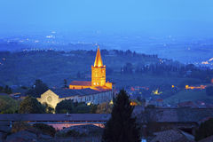 Church and Monastery of Santa Giuliana in Perugia Stock Photo