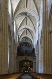 Church of the Monastery of Santa Maria la Real de  Stock Photography