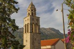 Church and Monastery Sveti Nikola Royalty Free Stock Photography