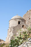 Church at Monemvasia Royalty Free Stock Photos