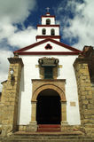 Church in Mongui Royalty Free Stock Images