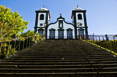 Church  of Monte Royalty Free Stock Images