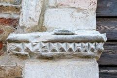 Church of Monteguiduccio - Detail Royalty Free Stock Image