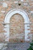 Church of Monteguiduccio - Detail Stock Photography