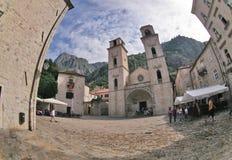 Church in montenegro Royalty Free Stock Photos