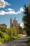 Church in Montepulciano, Tuscany Stock Photos
