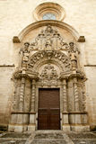 Church of Montesion Monti Sion in Majorca at Palma Royalty Free Stock Photo