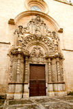 Church of Montesion Monti Sion in Majorca at Palma Stock Photo