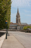 Church of Montpellier Royalty Free Stock Photos