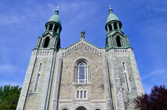 Church in Montreal Stock Image