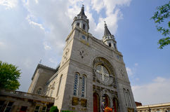 Church in Montreal Stock Photos