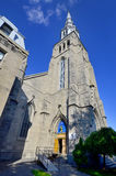 Church in Montreal Royalty Free Stock Photos