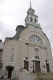 Church in Montreal Stock Images