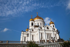Church in Moscow Stock Photography