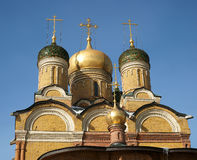 Church, Moscow, Russia Stock Image