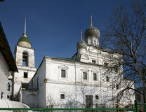 Church, Moscow, Russia Royalty Free Stock Photography