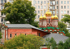 Church in Moscow. Stock Photography