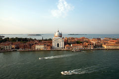 Church of the Most Holy Redeeme, Venice Royalty Free Stock Photography