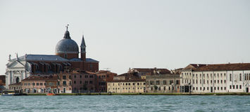 Church of the Most Holy Redeemer in Venice Royalty Free Stock Photography