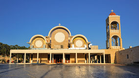 Church of Mother of God in Agia Napa, Cyprus Stock Image