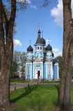 Church of Mother of God icon. Druskininkai, Lithuania Stock Photography