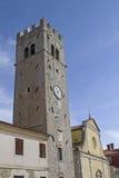 Church in Motovun Stock Images
