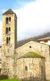 Church of mountain,Alps Valtellina Royalty Free Stock Photo
