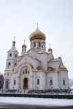 Church in Mukacheve, Ukraine Stock Photos